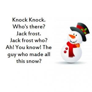 Image of: Merry Christmas Vaultradioco Knock Knock Xmas Jokes