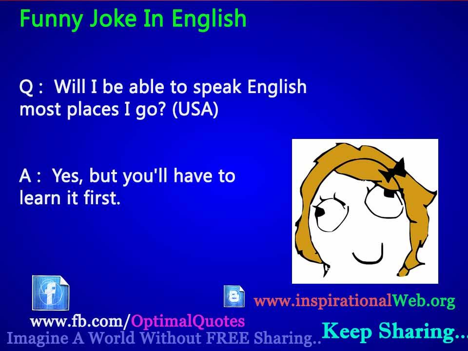 English Children Jokes