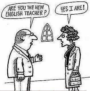 English Cartoon Jokes