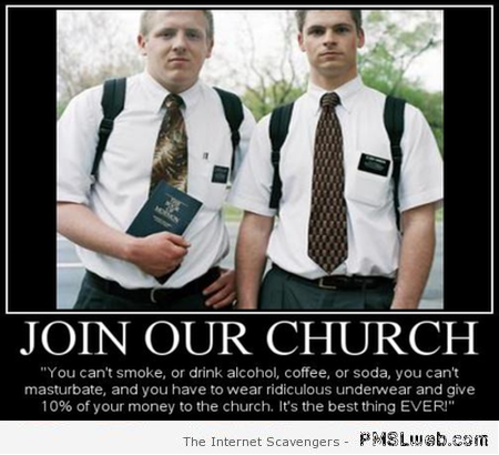 Funny Clean Mormon Jokes