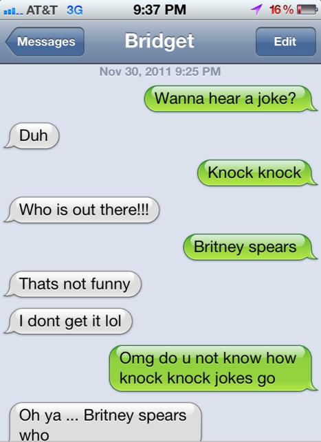 knock knock jokes for teens