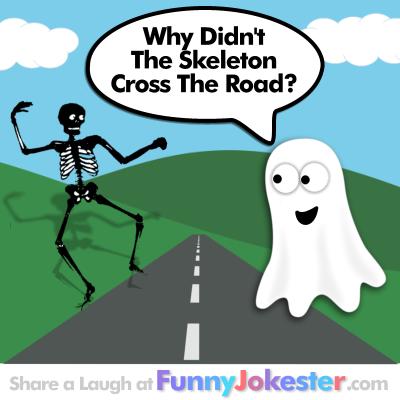 Skeleton Jokes