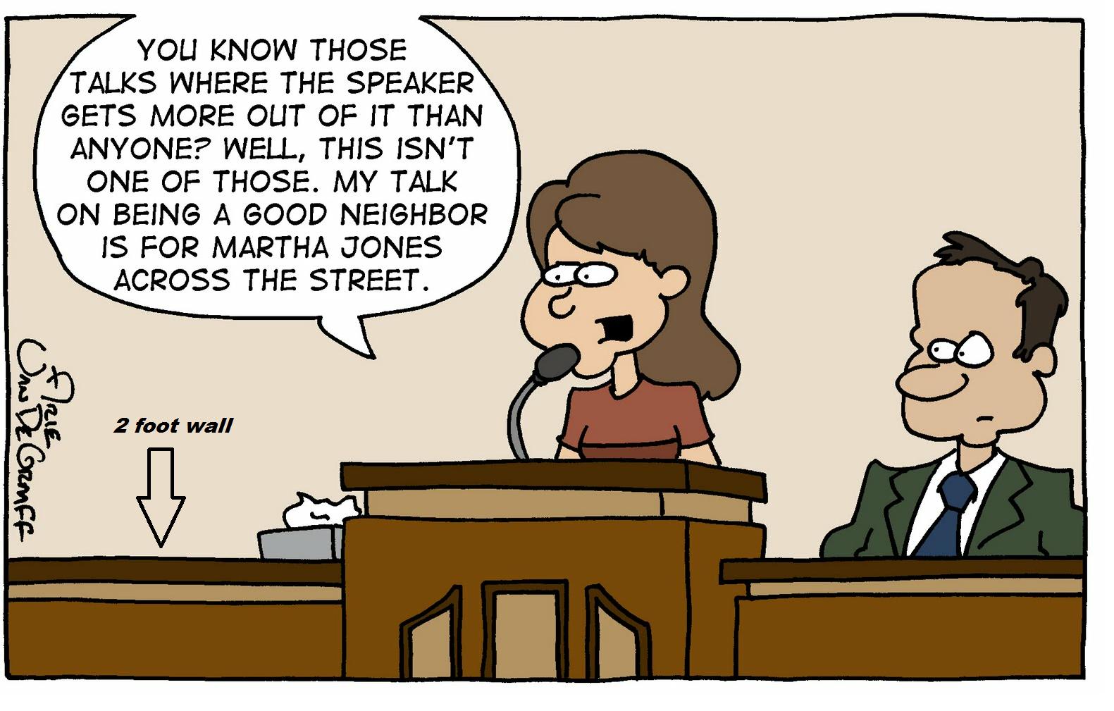 Pastor Jokes