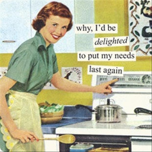 Woman Cooking Meme