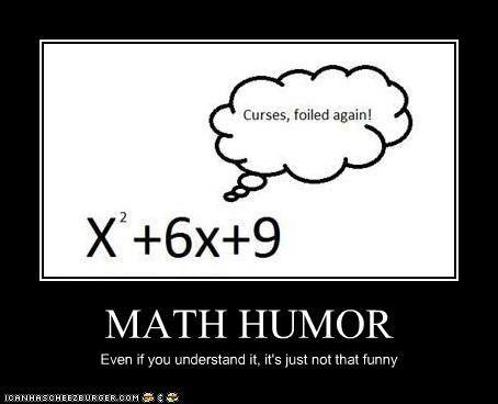 math love jokes