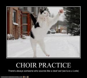 Choir Director Jokes
