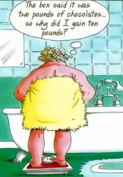 Weight watchers Jokes