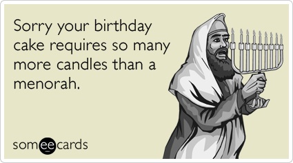 Jew Birthday Jokes