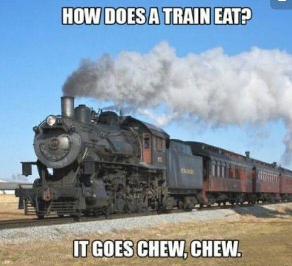 Funny Train Jokes