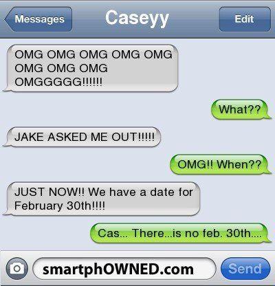 good text message jokes