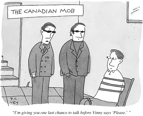 Image result for canadian politeness jokes