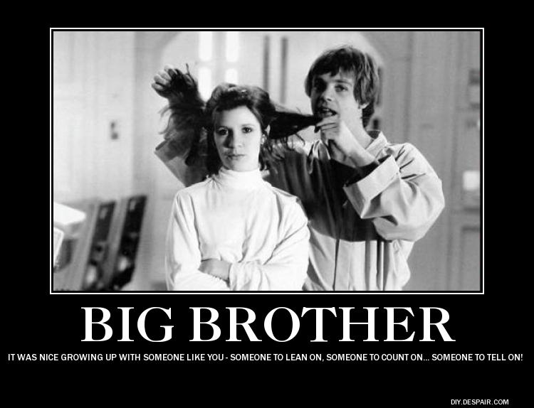 Big Brother Jokes