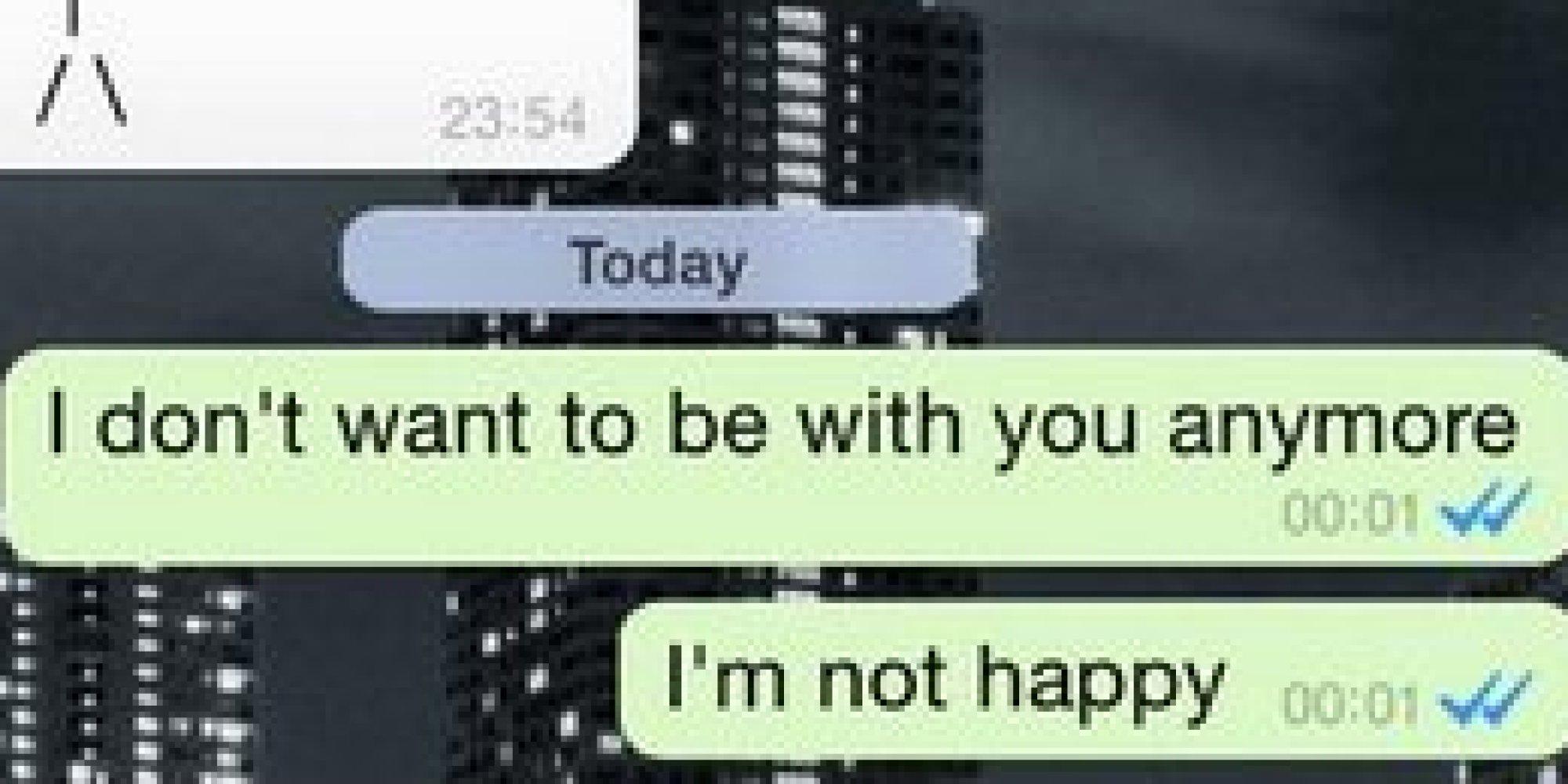 woman dumps boyfriend for april fools prank