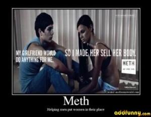Meth head Jokes