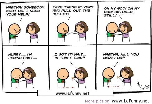 Cute relationship Jokes