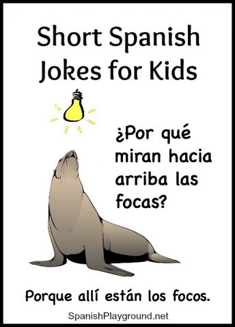 Short <b>funny spanish Jokes</b>
