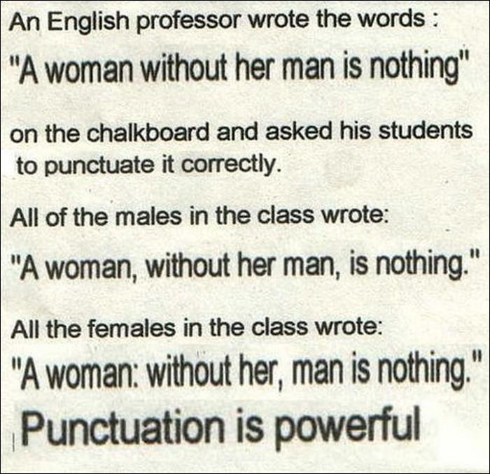 Man And Women Jokes