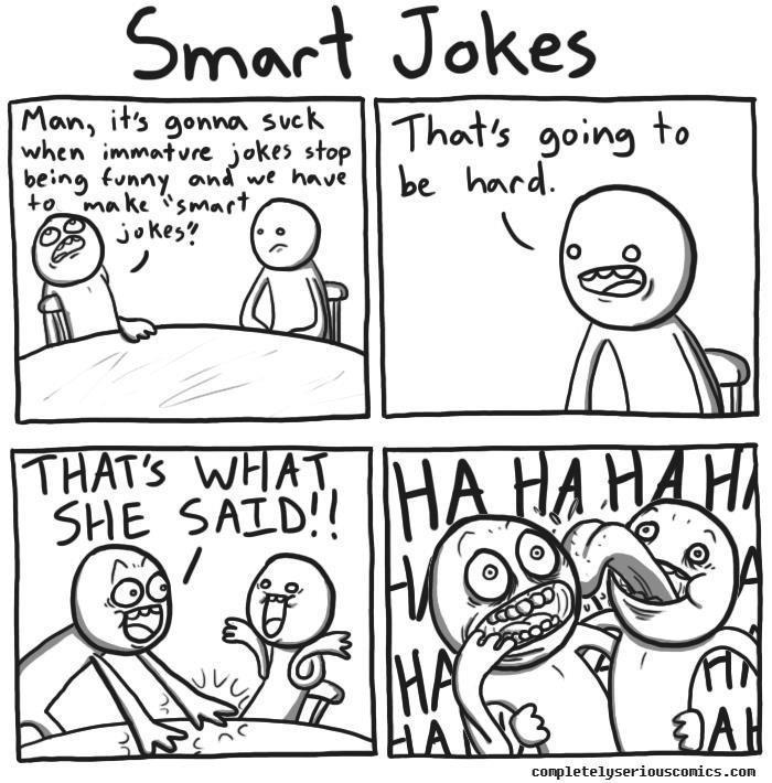 Satire Jokes