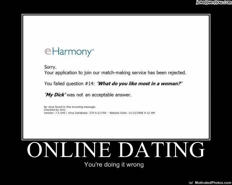funniest online dating messages