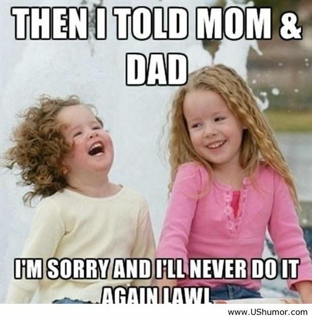 Little girl Jokes