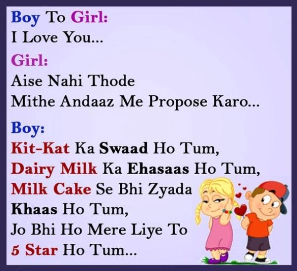 Very funny romantic Jokes