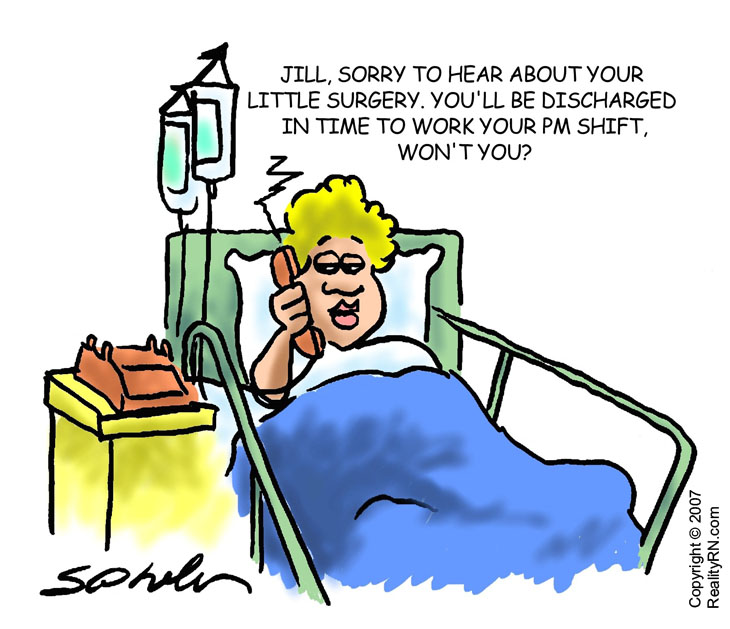 Surgery Recovery Jokes