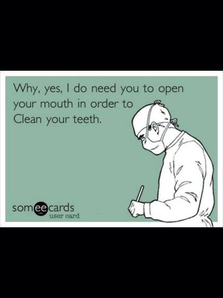 Dental hygiene Jokes