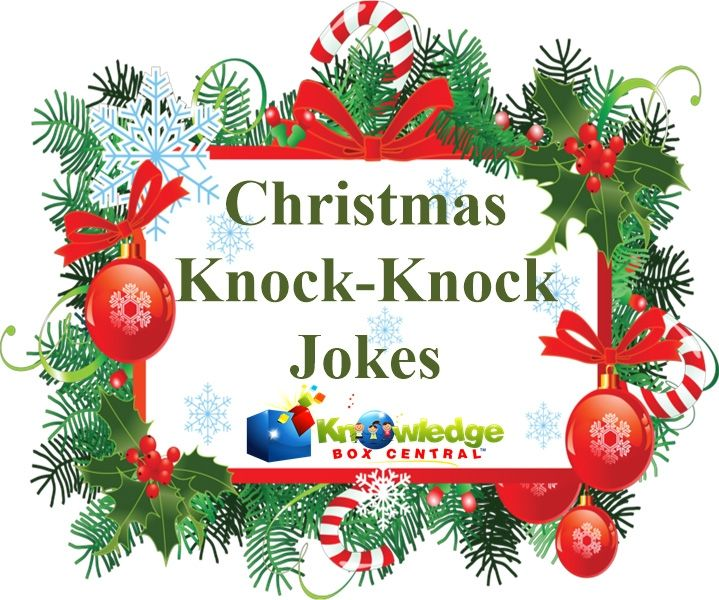 Printable Elistmania Knock Knock Christmas Jokes