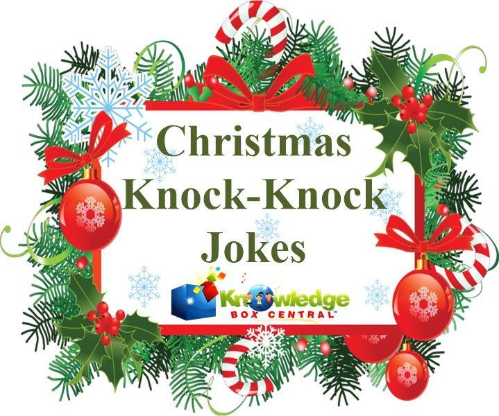 Image of: Printable Elistmania Knock Knock Christmas Jokes