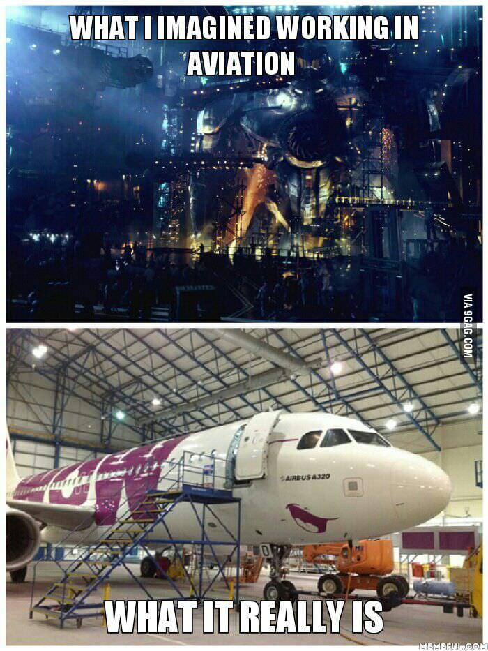 Airplane maintenance Jokes