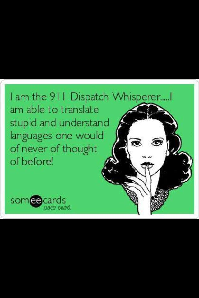 911 dispatcher Jokes