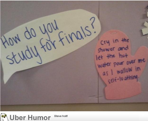 Study Jokes