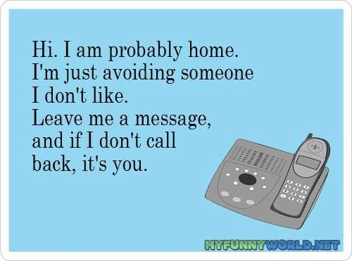 Voicemail jokes great voicemail message sayings pinterest m4hsunfo