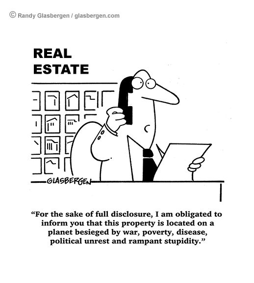 Real Estate Agent Jokes
