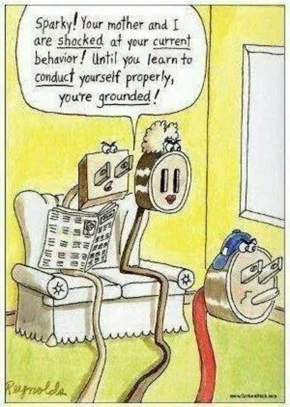 electricity jokesElectrical Circuit Jokes #20