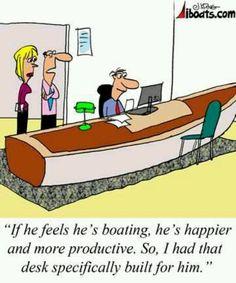 Funny boat Jokes