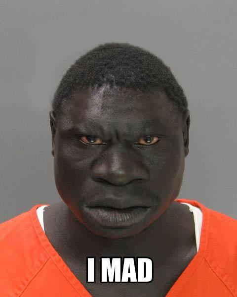 Ugly Black Ppl