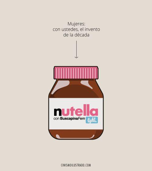 Nutella Jokes