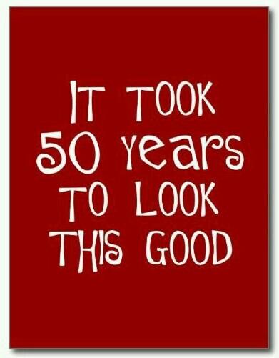 Fifty Birthday Jokes