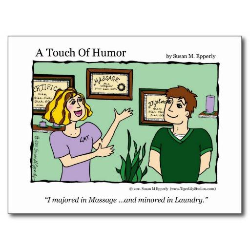 Massage Jokes