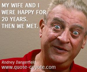 Rodney Dangerfield Funny