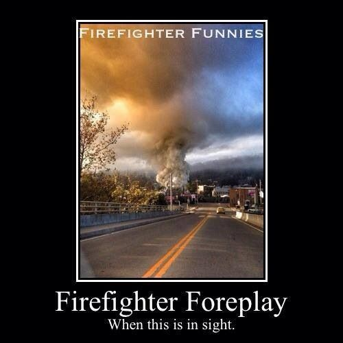Dirty firefighter jokes