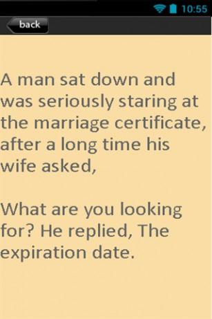 Funny christian marriage jokes
