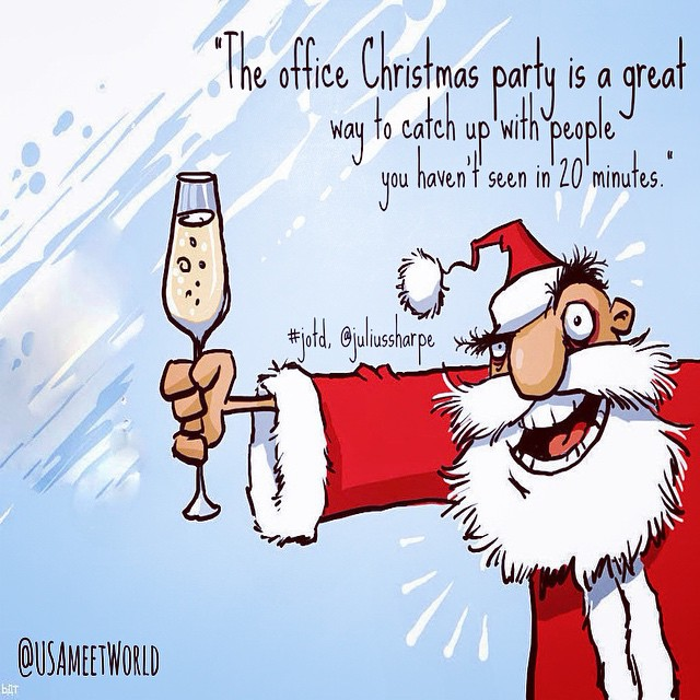 Funny Christmas Party Quotes And Sayings: Christmas Party Jokes