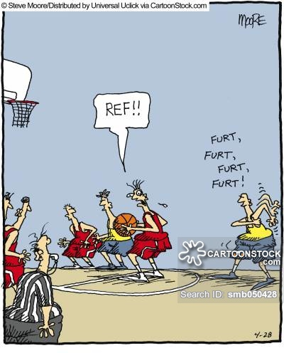 Basketball Referee Jokes