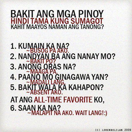 Famous filipino Jokes