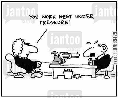 work pressure jokes