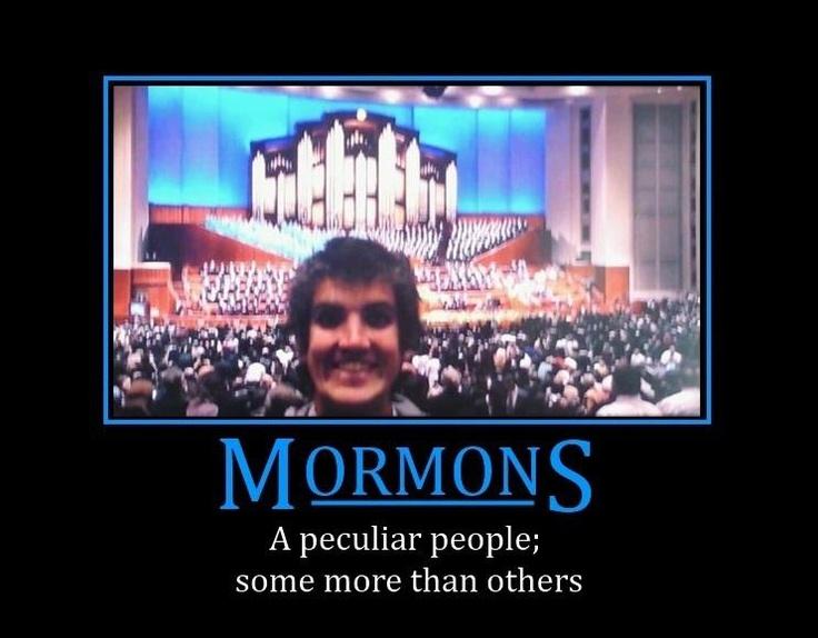Funny Mormon Jokes