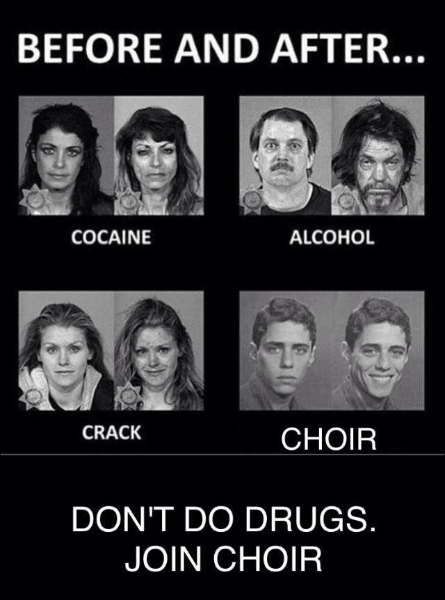 Choir Jokes
