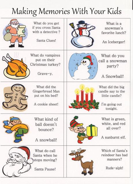 Funny kids christmas Jokes